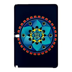 Abstract Mechanical Object Samsung Galaxy Tab Pro 12 2 Hardshell Case