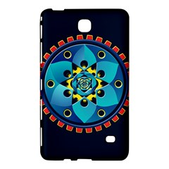 Abstract Mechanical Object Samsung Galaxy Tab 4 (8 ) Hardshell Case