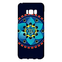 Abstract Mechanical Object Samsung Galaxy S8 Plus Hardshell Case