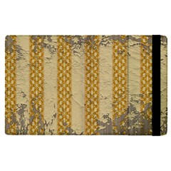 Wall Paper Old Line Vertical Apple Ipad Pro 9 7   Flip Case by Mariart