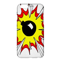 Book Explosion Boom Dinamite Apple Iphone 6 Plus/6s Plus Hardshell Case by Mariart