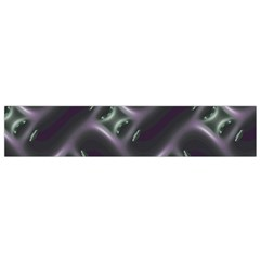 Closeup Purple Line Flano Scarf (small) by Mariart