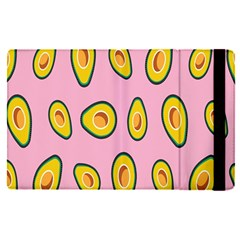 Fruit Avocado Green Pink Yellow Apple Ipad Pro 12 9   Flip Case by Mariart