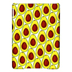 Avocados Seeds Yellow Brown Greeen Ipad Air Hardshell Cases by Mariart