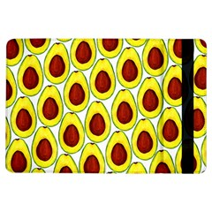 Avocados Seeds Yellow Brown Greeen iPad Air Flip by Mariart
