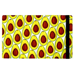 Avocados Seeds Yellow Brown Greeen Apple Ipad Pro 9 7   Flip Case by Mariart