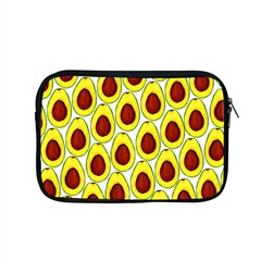 Avocados Seeds Yellow Brown Greeen Apple Macbook Pro 15  Zipper Case by Mariart