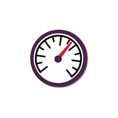 Maker Measurer Hours Time Speedometer Golf Ball Marker (10 Pack) by Mariart