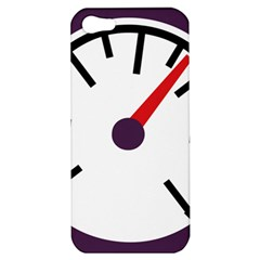 Maker Measurer Hours Time Speedometer Apple Iphone 5 Hardshell Case by Mariart