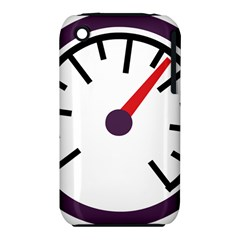 Maker Measurer Hours Time Speedometer Iphone 3s/3gs by Mariart