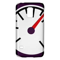Maker Measurer Hours Time Speedometer Galaxy S5 Mini by Mariart
