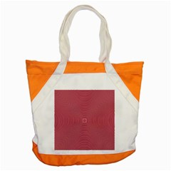 Stop Already Hipnotic Red Circle Accent Tote Bag by Mariart