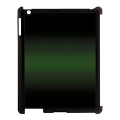 Decorative Pattern Apple Ipad 3/4 Case (black) by ValentinaDesign