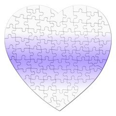 Decorative Pattern Jigsaw Puzzle (heart) by ValentinaDesign