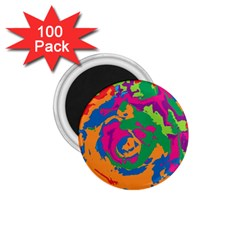 Abstract Art 1 75  Magnets (100 Pack)  by ValentinaDesign