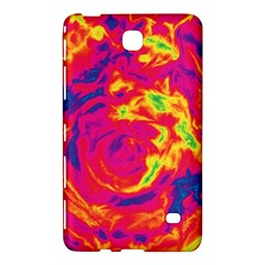 Abstract Art Samsung Galaxy Tab 4 (7 ) Hardshell Case  by ValentinaDesign