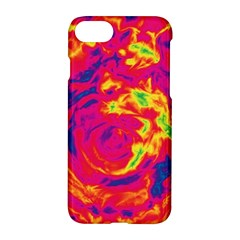 Abstract Art Apple Iphone 7 Hardshell Case by ValentinaDesign