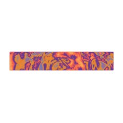 Abstract Art Flano Scarf (mini) by ValentinaDesign