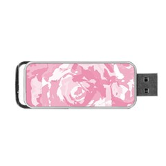 Abstract Art Portable Usb Flash (two Sides) by ValentinaDesign