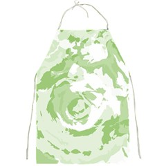 Abstract Art Full Print Aprons by ValentinaDesign