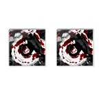 Abstract art Cufflinks (Square) Front