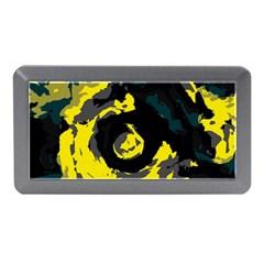 Abstract Art Memory Card Reader (mini) by ValentinaDesign