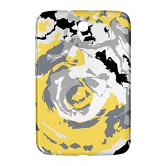 Abstract Art Samsung Galaxy Note 8 0 N5100 Hardshell Case  by ValentinaDesign