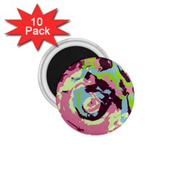 Abstract Art 1 75  Magnets (10 Pack)  by ValentinaDesign