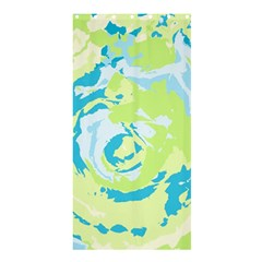 Abstract Art Shower Curtain 36  X 72  (stall)  by ValentinaDesign