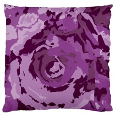 Abstract Art Standard Flano Cushion Case (one Side) by ValentinaDesign