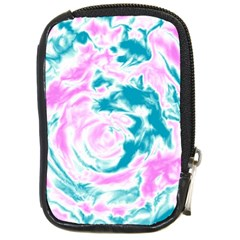 Abstract Art Compact Camera Cases by ValentinaDesign