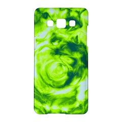 Abstract Art Samsung Galaxy A5 Hardshell Case  by ValentinaDesign