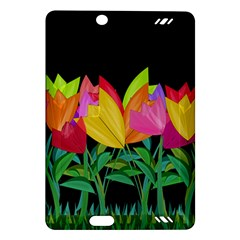 Tulips Amazon Kindle Fire Hd (2013) Hardshell Case by ValentinaDesign