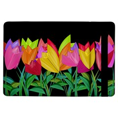 Tulips Ipad Air Flip by ValentinaDesign