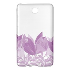 Tulips Samsung Galaxy Tab 4 (8 ) Hardshell Case  by ValentinaDesign