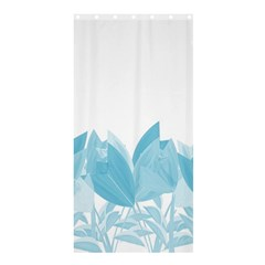Tulips Shower Curtain 36  X 72  (stall)  by ValentinaDesign