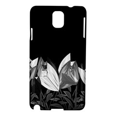 Tulips Samsung Galaxy Note 3 N9005 Hardshell Case by ValentinaDesign
