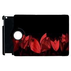 Tulips Apple Ipad 3/4 Flip 360 Case by ValentinaDesign
