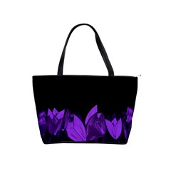Tulips Shoulder Handbags by ValentinaDesign