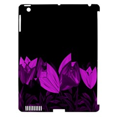 Tulips Apple Ipad 3/4 Hardshell Case (compatible With Smart Cover) by ValentinaDesign