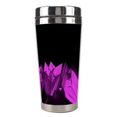 Tulips Stainless Steel Travel Tumblers by ValentinaDesign