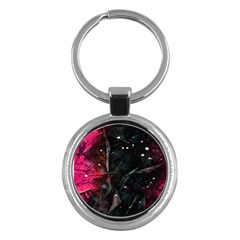 Abstract Design Key Chains (round)  by ValentinaDesign