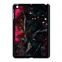 Abstract Design Apple Ipad Mini Case (black) by ValentinaDesign