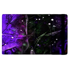 Abstract Design Apple Ipad 2 Flip Case by ValentinaDesign