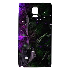 Abstract Design Galaxy Note 4 Back Case by ValentinaDesign