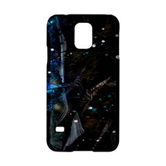 Abstract Design Samsung Galaxy S5 Hardshell Case  by ValentinaDesign