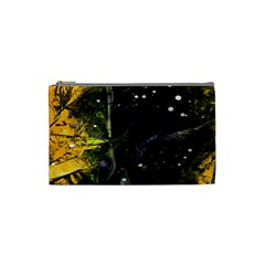 Abstract Design Cosmetic Bag (small)  by ValentinaDesign