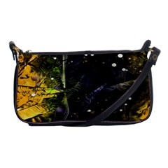 Abstract Design Shoulder Clutch Bags by ValentinaDesign