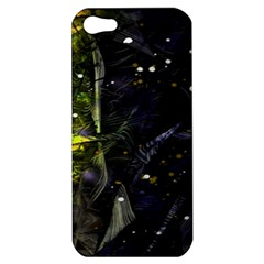 Abstract Design Apple Iphone 5 Hardshell Case by ValentinaDesign