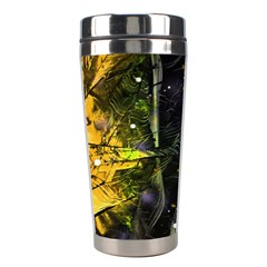 Abstract Design Stainless Steel Travel Tumblers by ValentinaDesign